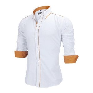 Camisa Social Slim Business