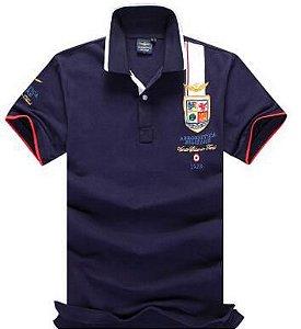 Camisa Polo Aeronautica Militari