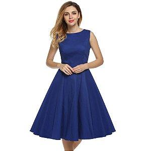 Vestido Rodado Classico Colors