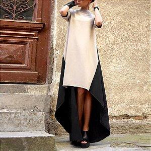 Maxi Vestido Vintage