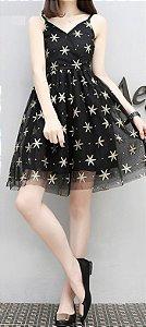 Vestido Star Tule