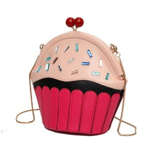 Bolsa de Ombro Cupcake
