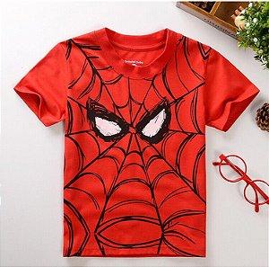 Blusa do Homen Aranha