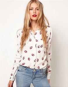 Camisa Kisses