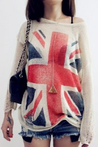Sweater Estilo Blusao