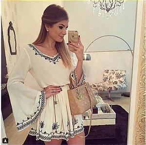 Vestido Bata