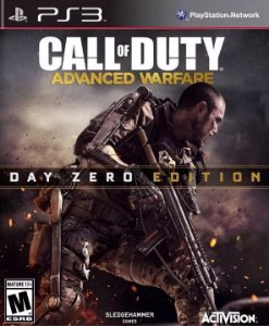 CALL OF DUTY ADVANCED WAFARE MÍDIA DIGITAL - PLAYSTATION 3