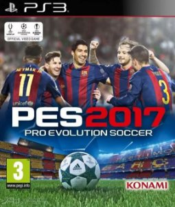 PES 2017 - MÍDIA DIGITAL - PLAYSTATION 3
