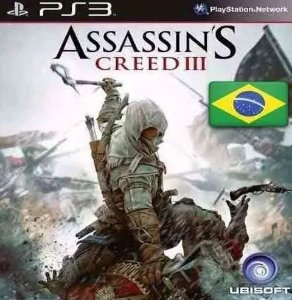 Assassins Creed 3 Ps3 Psn Mídia Digital