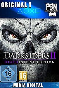 DARKSIDERS 2 DEATHINITIVE EDITION - PSN PS4 - MÍDIA DIGITAL