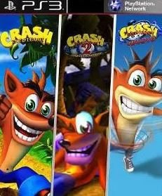Crash Bandicoot Psn Ps3 Mídia Digital