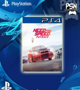 NEED FOR SPEED PAYBACK STANDARD EDITION - PSN PS4 - MÍDIA DIGITAL