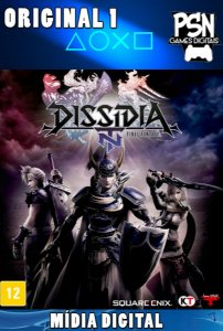 DISSIDIA FINAL FANTASY - PSN PS4 - MÍDIA DIGITAL