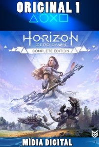 HORIZON ZERO DAWN: COMPLETE EDITION - PSN PS4 MÍDIA DIGITAL