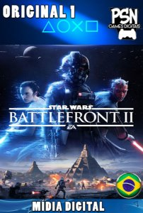 STAR WARS BATTLEFRONT 2 - PSN PS4 MÍDIA DIGITAL