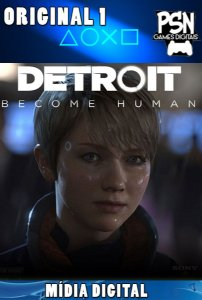 DETROIT: BECOME HUMAN - PSN PS4 - MÍDIA DIGITAL