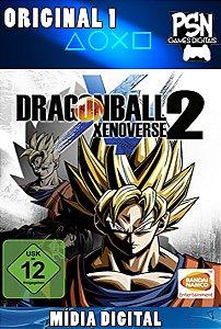 DRAGON BALL XENOVERSE 2 - PSN PS4 - MÍDIA DIGITAL