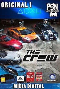 THE CREW - PSN PS4 - MÍDIA DIGITAL