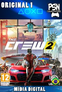 THE CREW 2 - PSN PS4 - MÍDIA DIGITAL