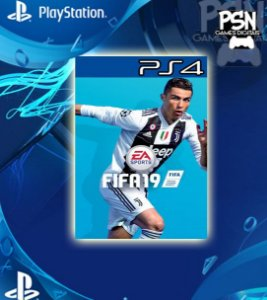 FIFA 19 - PS4 PSN MÍDIA DIGITAL