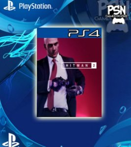Hitman 2 - Ps4 Psn Midia Digital