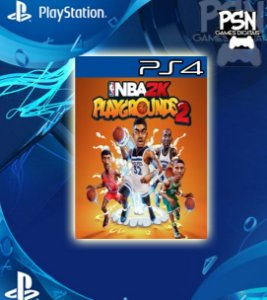 NBA 2K Playgrounds 2 - Psn Ps4 Mídia Digital