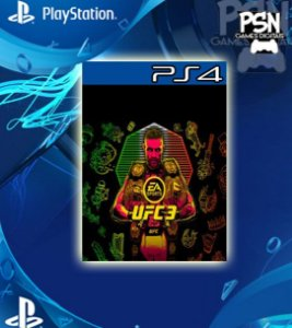 EA Sports Ufc 3 - Psn Ps4 Mídia Digital