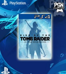 Rise Of The Tomb Raider - Psn Ps4 Mídia Digital