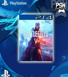 Battlefield V BF V - Psn Ps4 Mídia Digital