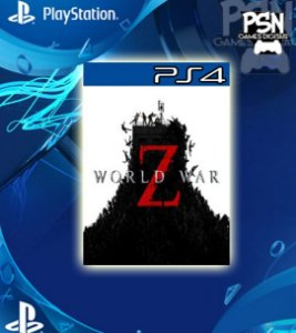 World War Z - Psn Ps4 Mídia Digital