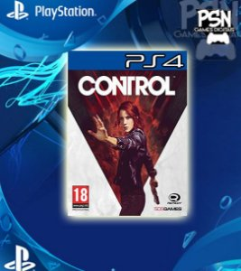 Control - Psn Ps4 Mídia Digital