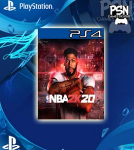 NBA 2K20 - Psn Ps4 Mídia Digital