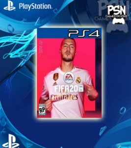 Fifa 2020 - Psn Ps4 Mídia Digital
