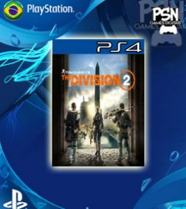 Tom Clancy's The Division 2 - Psn Ps4 Mídia Digital