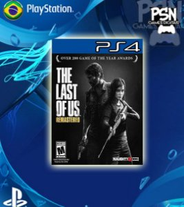 The Last Of Us Remastered - Psn Ps4 Mídia Digital