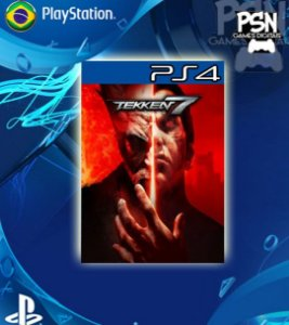 TEKKEN 7 - Psn Ps4 Mídia Digital