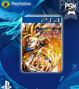 Dragon Ball Fighterz - Psn Ps4 Mídia Digital