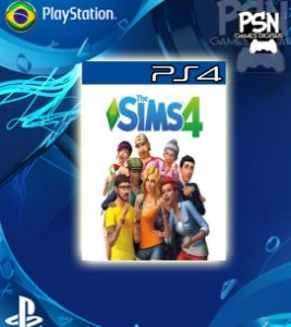 The Sims 4 - Psn Ps4 Mídia Digital