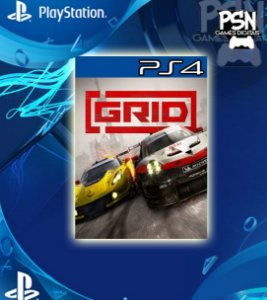 GRID Launch Edition - Psn Ps4 Mídia Digital