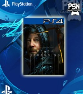 DEATH STRANDING - Psn Ps4 Mídia Digital