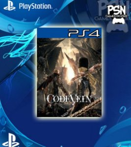 CODE VEIN - Psn Ps4 Mídia Digital