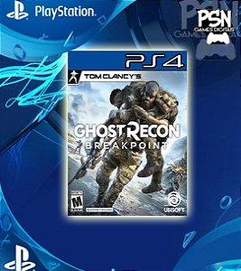 Tom Clancy's Ghost Recon Breakpoint - Psn Ps4 Mídia Digital