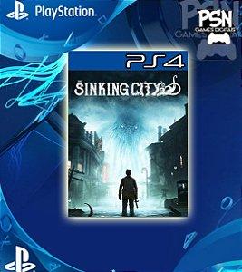 The Sinking City - Psn Ps4 Mídia Digital