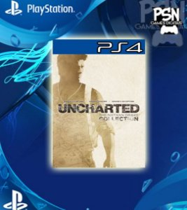 UNCHARTED The Nathan Drake Collection - Psn Ps4 Mídia Digital