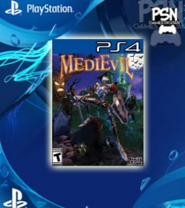 MediEvil - Psn Ps4 Mídia Digital