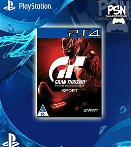 Gran Turismo Sport - Psn Ps4 Mídia Digital