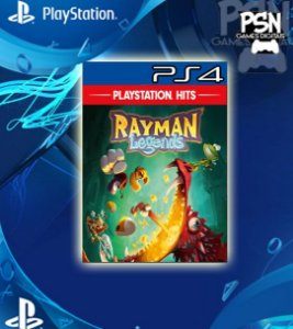 Rayman Legends - Psn Ps4 Mídia Digital