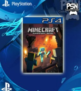 Minecraft: PlayStation 4 Edition - Psn Ps4 Mídia Digital
