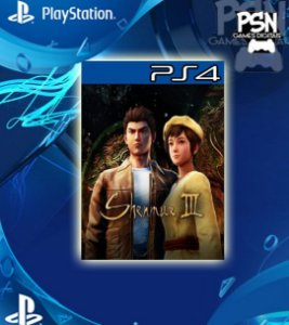 Shenmue III - Psn Ps4 Mídia Digital