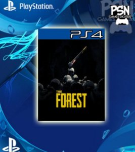 The Forest - Psn Ps4 Mídia Digital